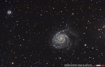 2020 June M101 - Pinwheel Galaxy